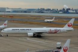SFJ_capさんが、羽田空港で撮影した日本航空 777-346の航空フォト(飛行機 写真・画像)