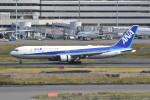 kuro2059さんが、羽田空港で撮影した全日空 767-381/ERの航空フォト(飛行機 写真・画像)
