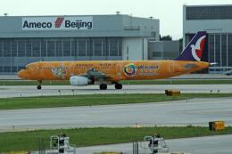 apphgさんが、北京首都国際空港で撮影したマカオ航空 A321-231の航空フォト(飛行機 写真・画像)