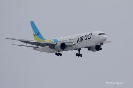 碇シンジさんが、新千歳空港で撮影したAIR DO 767-33A/ERの航空フォト(飛行機 写真・画像)