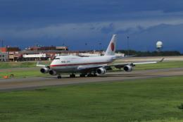 でぶさんが、青森空港で撮影した航空自衛隊 747-47Cの航空フォト(飛行機 写真・画像)