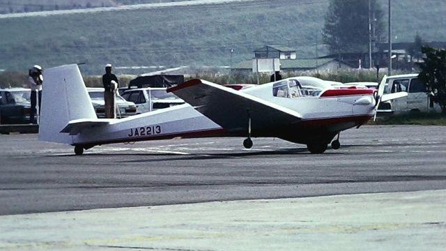cathay451さんが、双葉滑空場で撮影した日本航空学園 SF-25B Falkeの航空フォト(飛行機 写真・画像)