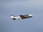 EosR2さんが、鹿児島空港で撮影した第一工業大学 G58 Baronの航空フォト(飛行機 写真・画像)