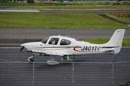 EosR2さんが、鹿児島空港で撮影したジャパン・ジェネラル・アビエーション・サービス SR20の航空フォト(飛行機 写真・画像)