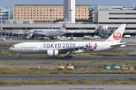 kuro2059さんが、羽田空港で撮影した日本航空 777-246の航空フォト(飛行機 写真・画像)