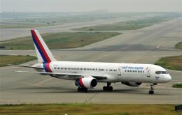にしやんさんが、関西国際空港で撮影したロイヤル・ネパール航空 757-2F8の航空フォト(飛行機 写真・画像)