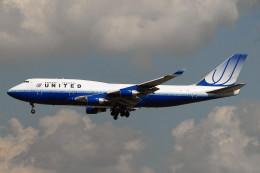 banshee02さんが、成田国際空港で撮影したユナイテッド航空 747-422の航空フォト(飛行機 写真・画像)