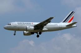 航空フォト:F-GRHK エールフランス航空 A319