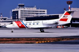 パール大山さんが、伊丹空港で撮影したアメリカ沿岸警備隊の航空フォト(飛行機 写真・画像)