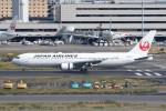 kuro2059さんが、羽田空港で撮影した日本航空 767-346/ERの航空フォト(飛行機 写真・画像)