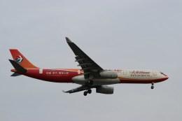 imosaさんが、羽田空港で撮影した中国東方航空 A330-343Xの航空フォト(飛行機 写真・画像)