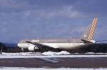 kumagorouさんが、仙台空港で撮影したアシアナ航空 767-38Eの航空フォト(飛行機 写真・画像)