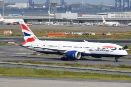kuro2059さんが、羽田空港で撮影したブリティッシュ・エアウェイズ 787-8 Dreamlinerの航空フォト(飛行機 写真・画像)