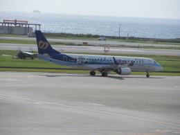 Blossomuserさんが、那覇空港で撮影したマンダリン航空 ERJ-190-100 IGW (ERJ-190AR)の航空フォト(飛行機 写真・画像)