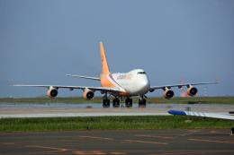 tsubameさんが、北九州空港で撮影したスカイ・リース・カーゴ 747-428F/ER/SCDの航空フォト(飛行機 写真・画像)