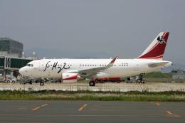 tsubameさんが、北九州空港で撮影した中国企業所有 A319-115CJの航空フォト(飛行機 写真・画像)