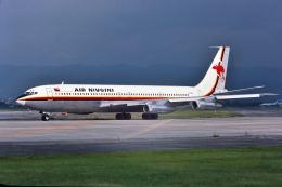 パール大山さんが、伊丹空港で撮影したニューギニア航空 707-338Cの航空フォト(飛行機 写真・画像)