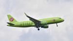 パンダさんが、成田国際空港で撮影したS7航空 A320-214の航空フォト(飛行機 写真・画像)