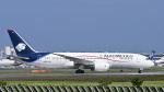 パンダさんが、成田国際空港で撮影したアエロメヒコ航空 787-8 Dreamlinerの航空フォト(飛行機 写真・画像)