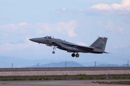 kazuchiyanさんが、岩国空港で撮影した航空自衛隊 F-15J Eagleの航空フォト(飛行機 写真・画像)