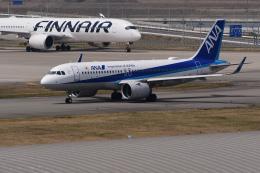 TOPAZ102さんが、関西国際空港で撮影した全日空 A320-271Nの航空フォト(飛行機 写真・画像)