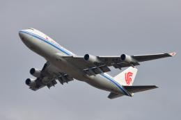 saoya_saodakeさんが、成田国際空港で撮影した中国国際貨運航空 747-4FTF/SCDの航空フォト(飛行機 写真・画像)