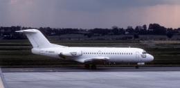 kekeさんが、トゥールーズ・ブラニャック空港で撮影したトランスポート・アエリエ・トランスリージョナル F28-2000 Fellowshipの航空フォト(飛行機 写真・画像)