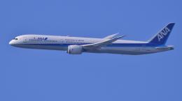 kenko.sさんが、成田国際空港で撮影した全日空 787-10の航空フォト(飛行機 写真・画像)