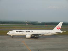 anagumaさんが、新千歳空港で撮影した日本航空 777-289の航空フォト(飛行機 写真・画像)