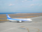どんちんさんが、中部国際空港で撮影した全日空 767-381の航空フォト(飛行機 写真・画像)