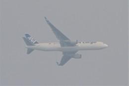 BOEING737MAX-8さんが、自宅から撮影で撮影した全日空 767-316F/ERの航空フォト(飛行機 写真・画像)