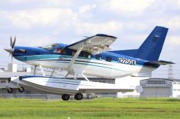 Hii82さんが、八尾空港で撮影したクエスト・エアクラフト・カンパニー Kodiak 100の航空フォト(飛行機 写真・画像)