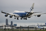 パンダさんが、成田国際空港で撮影したエアブリッジ・カーゴ・エアラインズ 747-4KZF/SCDの航空フォト(飛行機 写真・画像)