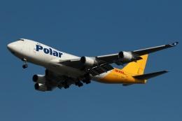 採れたてほしいもさんが、仁川国際空港で撮影したポーラーエアカーゴ 747-45EF/SCDの航空フォト(飛行機 写真・画像)