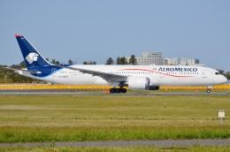 うとPさんが、RJAAで撮影したアエロメヒコ航空 787-9の航空フォト(飛行機 写真・画像)