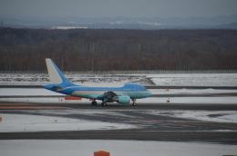 Blossomuserさんが、新千歳空港で撮影した中国企業所有 A318-112 CJ Eliteの航空フォト(飛行機 写真・画像)