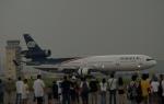 木人さんが、横田基地で撮影したワールド・エアウェイズ MD-11の航空フォト(飛行機 写真・画像)