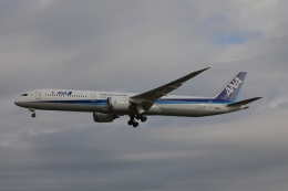 OS52さんが、成田国際空港で撮影した全日空 787-10の航空フォト(飛行機 写真・画像)
