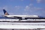 kumagorouさんが、仙台空港で撮影したコンチネンタル航空 757-224の航空フォト(飛行機 写真・画像)