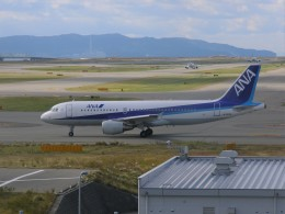 chappyさんが、関西国際空港で撮影した全日空 A320-214の航空フォト(飛行機 写真・画像)