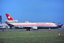 パール大山さんが、成田国際空港で撮影したスイス航空 DC-10-30の航空フォト(飛行機 写真・画像)