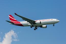 01yy07さんが、シンガポール・チャンギ国際空港で撮影したモーリシャス航空 A330-202の航空フォト(飛行機 写真・画像)