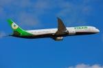 杉の裏さんが、成田国際空港で撮影したエバー航空 787-10の航空フォト(飛行機 写真・画像)