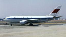 cathay451さんが、伊丹空港で撮影した中国民用航空局 A310-222の航空フォト(飛行機 写真・画像)
