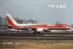 tassさんが、メキシコ・シティ国際空港で撮影したアビアンカ航空 757-2Y0の航空フォト(飛行機 写真・画像)