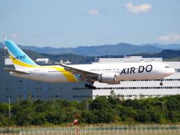 むらさめさんが、新千歳空港で撮影したAIR DO 767-33A/ERの航空フォト(飛行機 写真・画像)