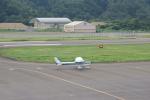 lonely-wolfさんが、但馬飛行場で撮影した日本個人所有 172P Skyhawk IIの航空フォト(飛行機 写真・画像)