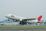 lonely-wolfさんが、伊丹空港で撮影した日本航空 A300B4-622Rの航空フォト(飛行機 写真・画像)