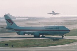 航空フォト:PH-BUH マーティンエアー 747-200