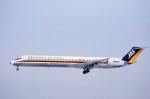 kumagorouさんが、仙台空港で撮影した日本エアシステム MD-81 (DC-9-81)の航空フォト(飛行機 写真・画像)